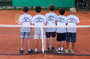 Tennis U10 Meisterschaft Endspiel - 2