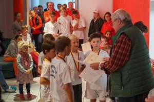 Tennis U10 Meisterschaft Endspiel - 4